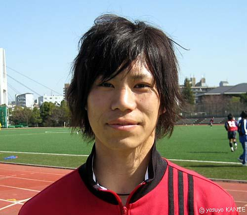 東浩史 - 関西学生サッカー:選手・スタッフコメント シーサー ブログ 【デンソーチャレンジ】大