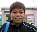 植野悟トレーナー