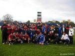 RMITチームと関西選抜